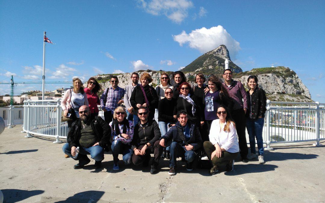 Imágenes de la excursión a Gibraltar