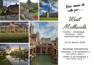 Viaje a West-Midlands (UK)