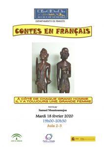 Cuenta-cuentos en francés
