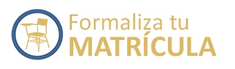 Formaliza tu matrícula Curso 2021-22 (presencial, semipresencial, CAL y a distancia)
